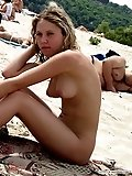 See this nudist youth lay out at the public beach